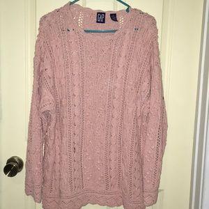 Gap Sweater pink